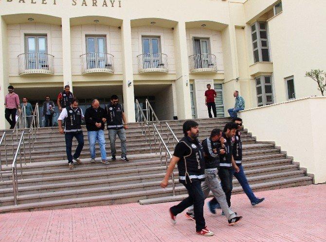 Bodrum'da 7 Organizatörden 5'i Tutuklandı