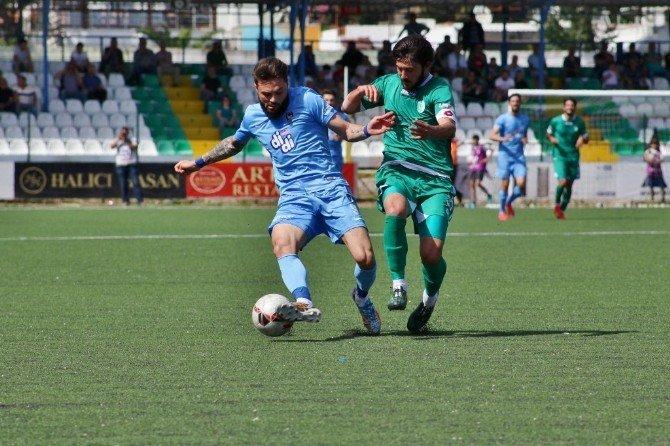 Bodrumspor'dan Play-off Rakibine 2-0'lık Çelme