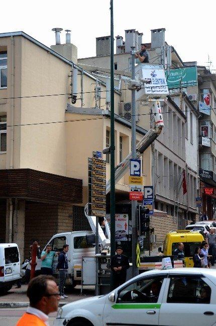 Canlı Bomba Patladı, MOBESE Sayısı 2 Bin 500'e Çıkarılıyor
