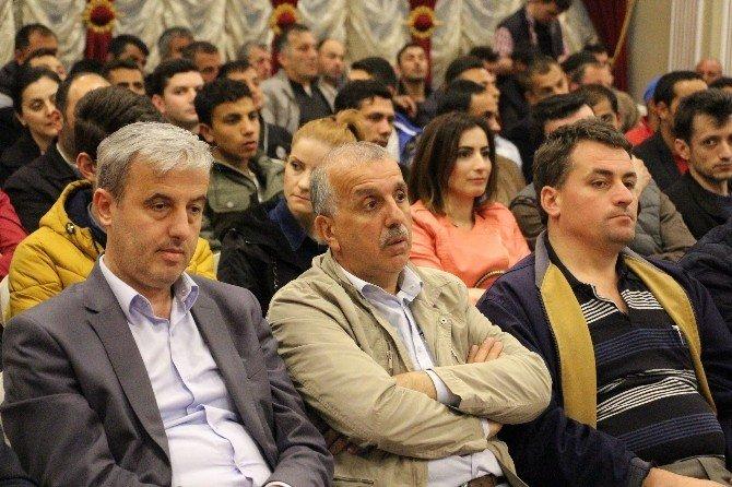 'Yeni Türkiye Yolunda Kadın Ve Siyaset' Konferansı