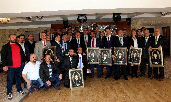 Taşdelen'den Berberler Odası'na Güvence