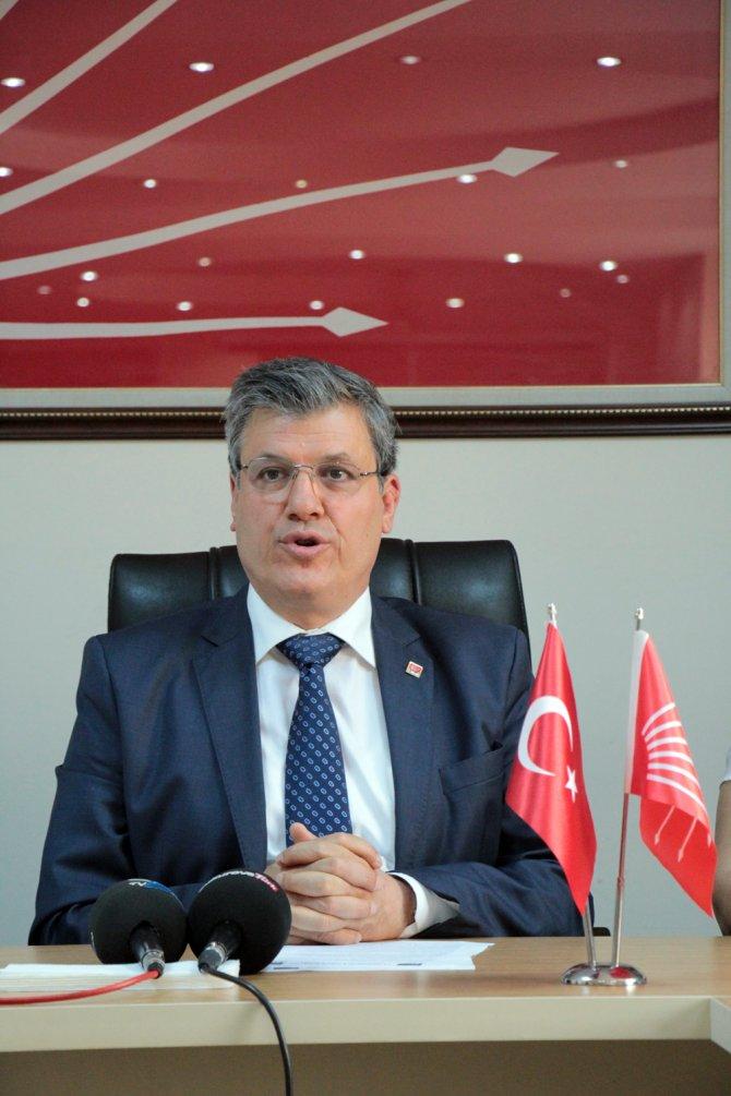 CHP Adana İl başkanı Barut: Laiklik, milli egemenlik ilkesinin de temeli