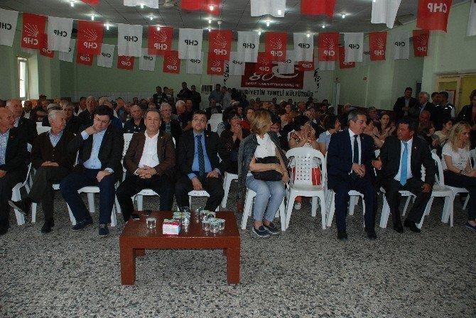 CHP Bayramiç İlçe Danışma Kurulu Toplantısı Yapıldı