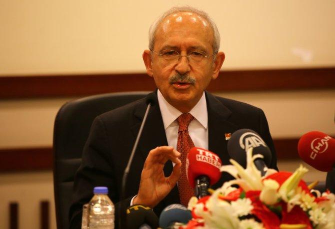 Kılıçdaroğlu: Geri dönüşüm işçileri belediye bünyesinde çalışacak