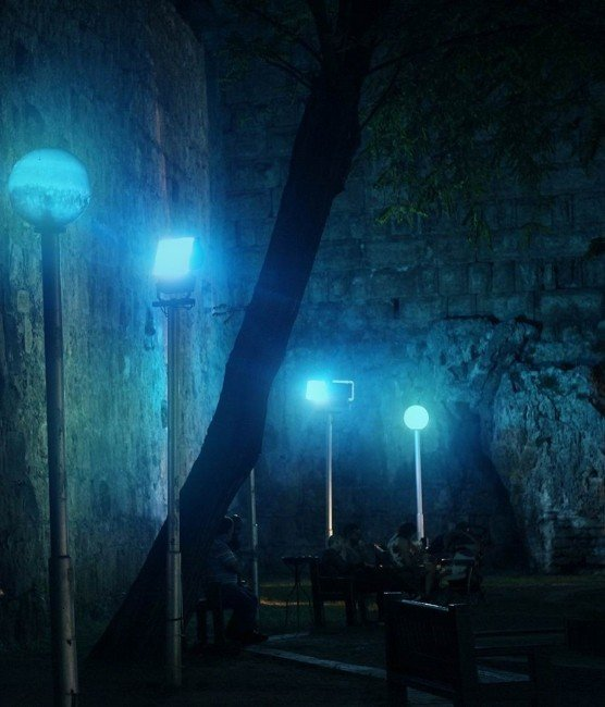 Clk Akdeniz Elektrik'ten Otizme Mavi Işıklı Destek