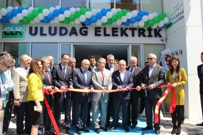 CLK Uludağ Elektrik MİM Çanakkale'de açıldı
