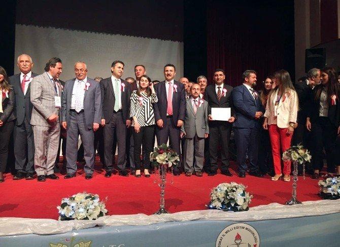 Ergene Vadisi İlkokulu`nun Projesi Türkiye İkincisi Oldu