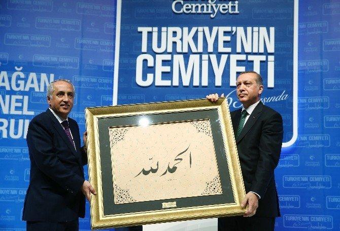 """Cumhurbaşkanı Erdoğan: """"Bu Zaferi İnkar Edemeyecekler"""""""