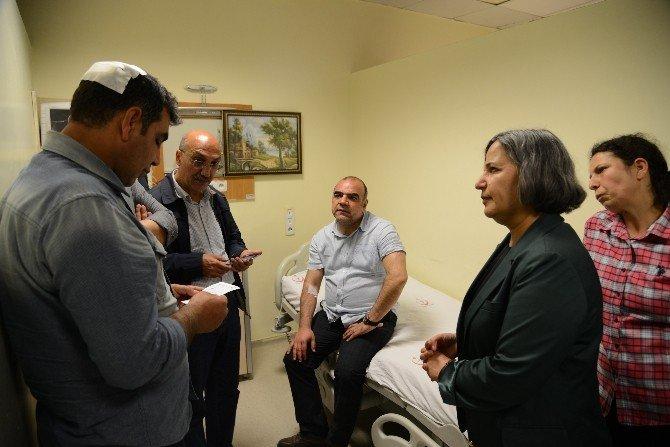 Diyarbakır'da Tesis Çalışmalarına Taşlı Sopalı Saldırı: 7 Yaralı
