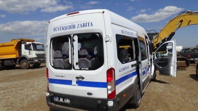 Köylüler Şantiye İşçilerine Saldırdı: 3'ü Ağır, 7 Yaralı