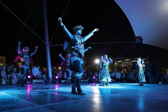 Dünya Dans Günü Kent Parkta Kutlandı