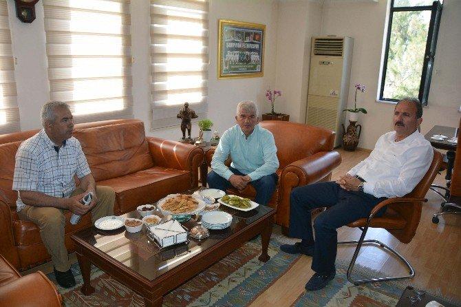 Malatyalılar Derneği Ege Bölgesi Başkanı Nüvit Ateş: