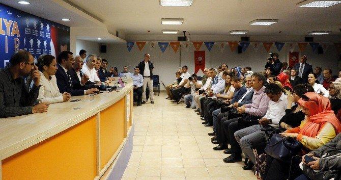 Bakan Elitaş, Komisyonda Kavga Eden Milletvekillerine Sert Çıktı