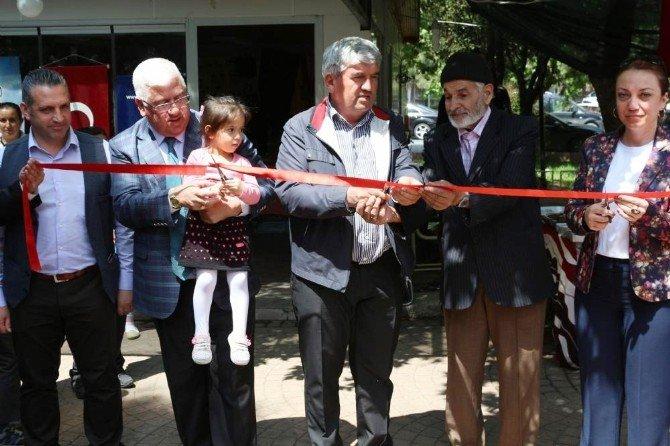 Başkan Yüksel, Kermes Açılışına Katıldı