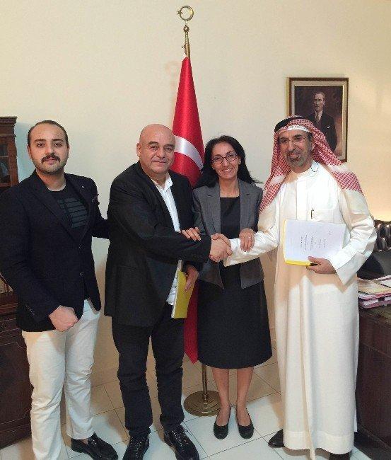 Gönül Kahvesi, Bahreyn'de Mağaza Açacak