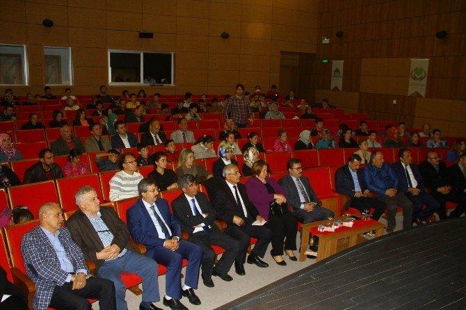 Samsun'da 'İşitme Engelli Gençler Manevi Mimarlarını Öğreniyor' Programı