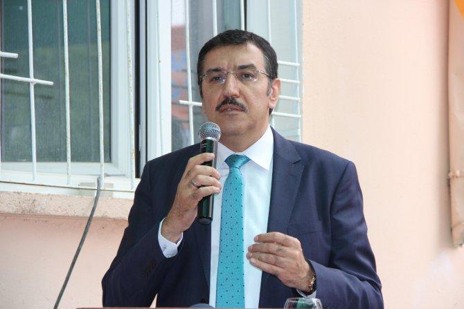 Bakan Tüfenkci: Vizeleri inşallah Haziran ayı itibariyle ortadan kaldıracağız