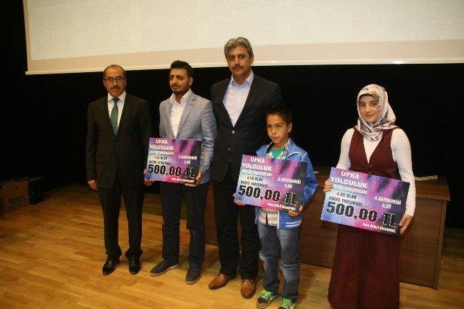 Yozgat'ta Hadis Yarışması Birincileri Umre İle Ödüllendirildi