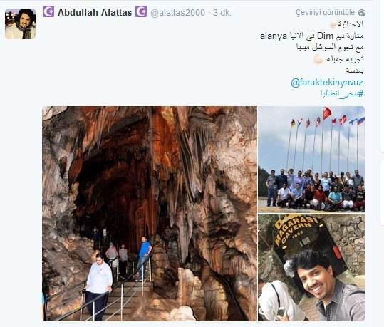 Antalya, Arap Sosyal Medya Fenomenleriyle Tanıtılacak