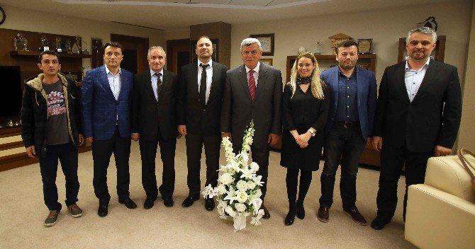 """Başkan Karaosmanoğlu: """"Kaçak Yapılaşmaya İzin Vermiyoruz"""""""