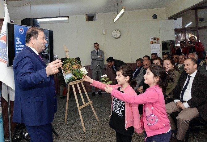 """Kent Parkı""""na Bir Destek De Sivaslılardan"""