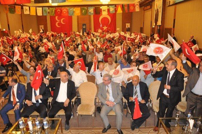 MHP Kurultayının Durdurulmasına Koray Aydın'dan Tepki