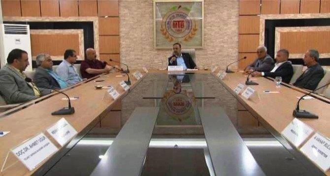 MTB, Nisan Ayı Meclis Kurulu Toplantısı Yapıldı