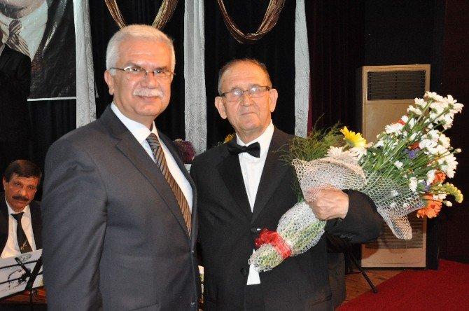 Nazilli'de Klasik Türk Musikisi Konseri Büyüledi