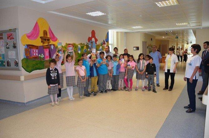 Nazilli'de Başlatılan 'Çocuklarla Kitabını Paylaş' Projesine Destek Yağıyor