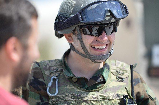 Asker Ve Polise Türkiye'nin Dört Bir Yanından Moral Yağıyor