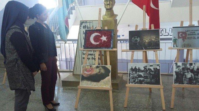 Beyşehir'de Kut'ül Amare Zaferi'nin 100.yıldönümü Kutlamaları
