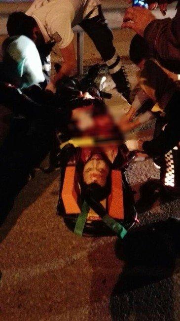 Amcasını Yaraladı, Kaçarken Amcaoğulları Tarafından Öldürüldü