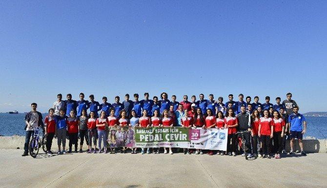 Sağlıklı Yaşam İçin Pedal Çevirdiler