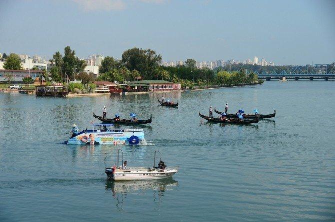 Atık Pil Getir, Gondolla Ücretsiz Nehir Gezisi Yap