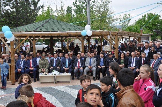 Bozüyük'te Osmangazi Parkı'nın Açılışı Yapıldı