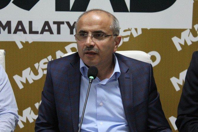 Dost Meclisinin Konuğu TOKİ Başkan Yardımcısı Sami Er Oldu