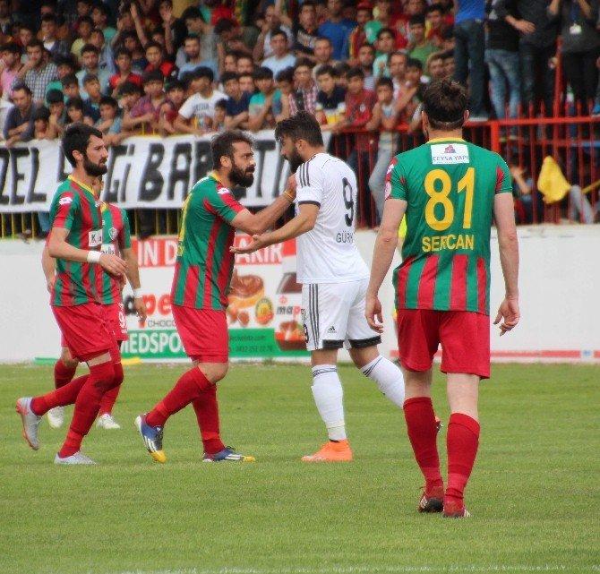 Aydınspor1923, Play-off'u Son Maçta Kaybetti