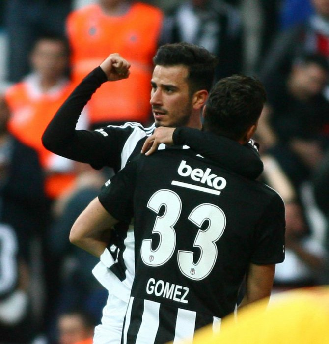 Beşiktaş: 4 - Kayserispor: 0