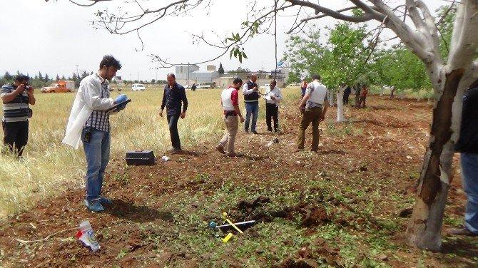 Suriye Tarafından Atılan Bir Roket Mermisi Daha Kilis'e Düştü