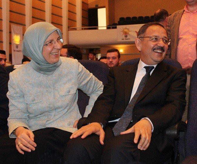 AK Parti'li Mehmet Özhaseki'den HDP'li Belediyelere Tepki