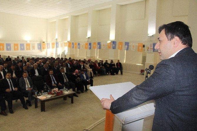 Vezirköprü'de AK Parti İlçe Divan Kurulu 69. Kez Toplandı