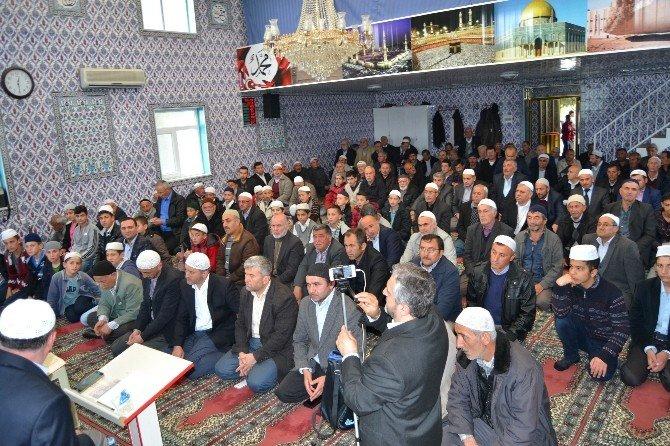 Toplu Mahallesi Kur'an Kursu Dualarla Hizmete Açıldı