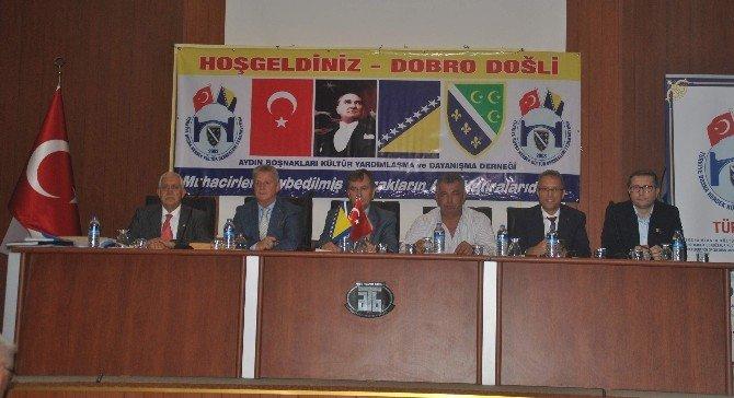 Bosnalılar Aydın'da Buluştu
