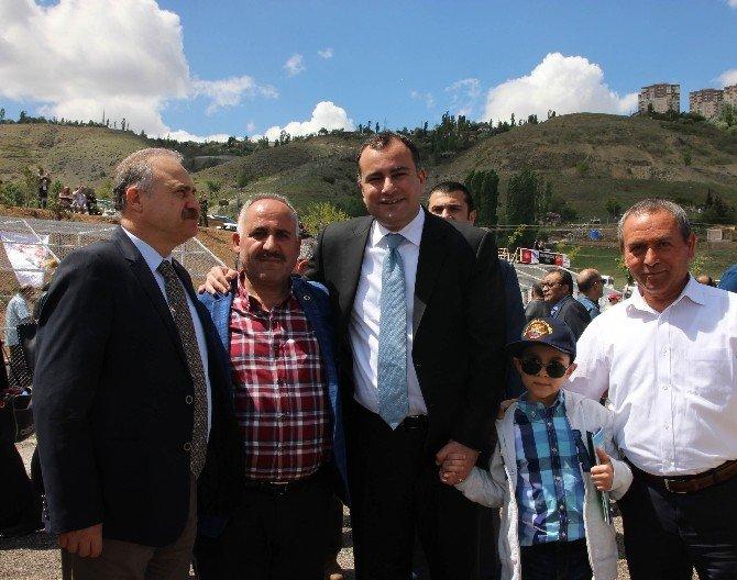 Türkiye'nin İlk Planör Uçuş Parkı Açıldı