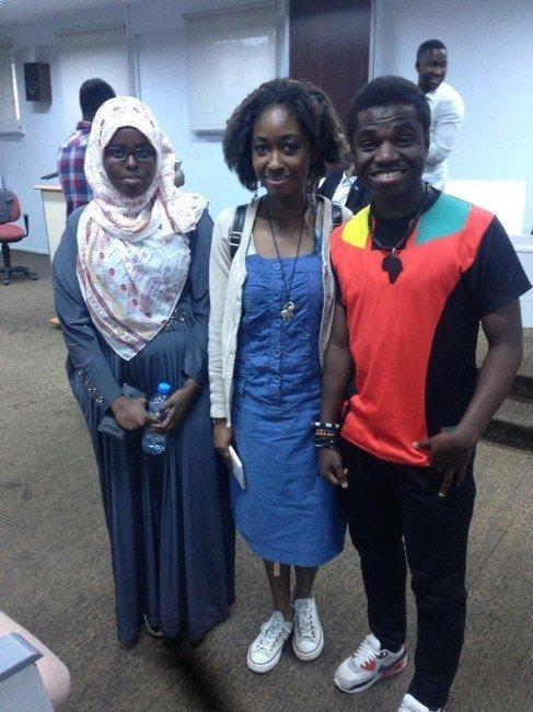 BEÜ Afrikalı Öğrenciler Toplantısı - Afrıcan Students' Meetıng