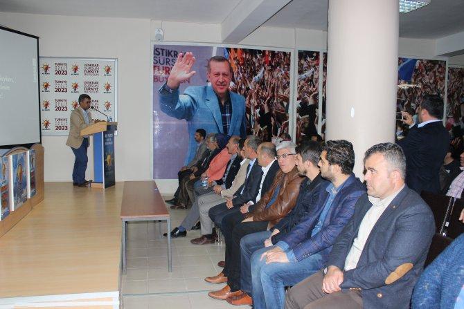 AK Parti Uşak teşkilatı, Kut Bayramı'nı kutladı