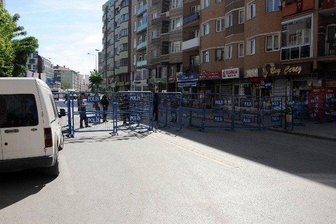 Eskişehir'de 1 Mayıs Önlemleri