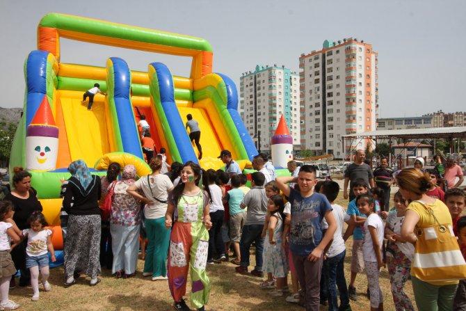 Kozan Belediyesi 1. Çocuk Şenliği düzenlendi