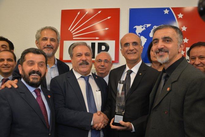 CHP Kuzey Ren Vestfalya Eyalet Birliği Duisburg şubesi açıldı