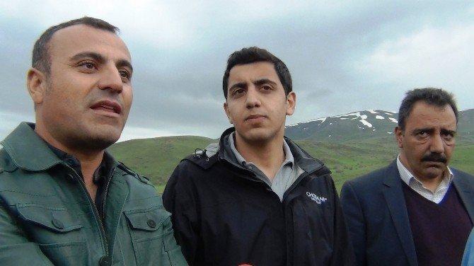 ABD Ankara Büyükelçiliği Başmüsteşarı Erciş'te